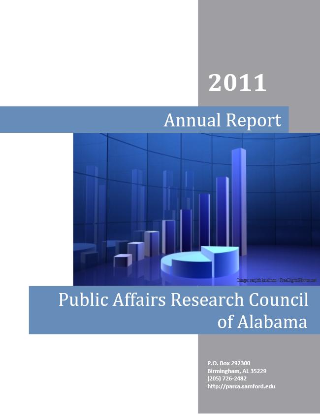 2011 PARCA Annual Report