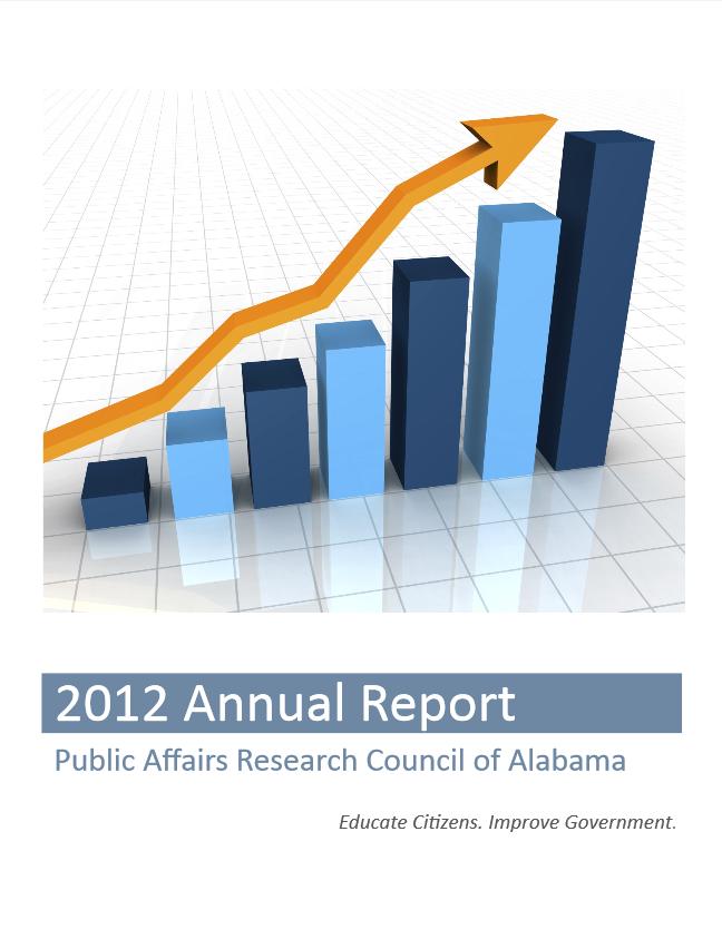 2012 PARCA Annual Report